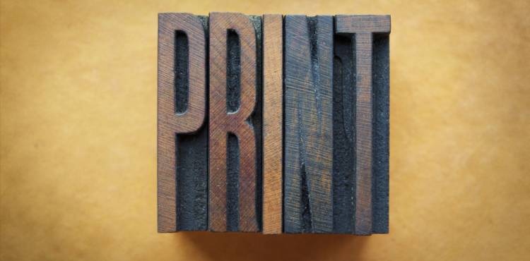 Insight from Nielsen shows print marketing as far from dead
