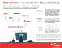 BalanceMaxx SaaS Service - Marketplace Plug-in